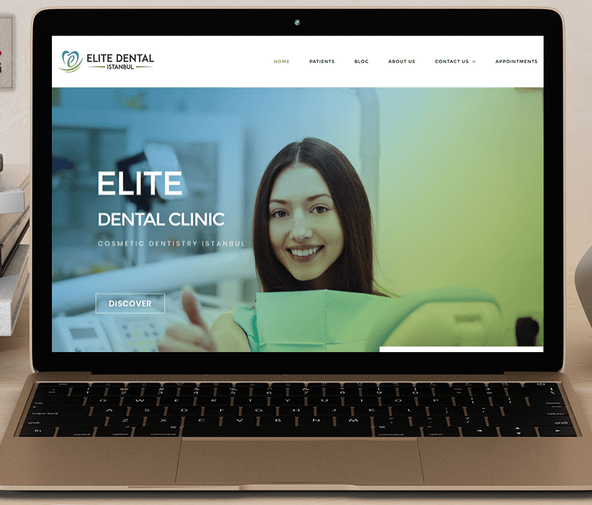 Medical Website Design